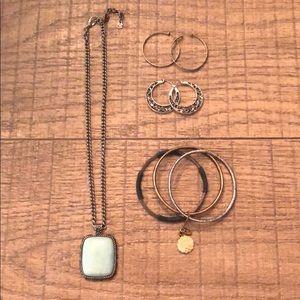 Lucky brand jewelry bundle